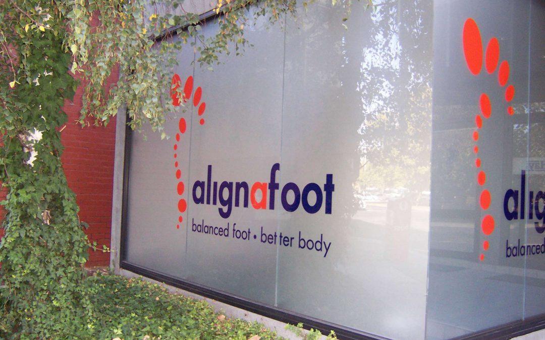Align a Foot