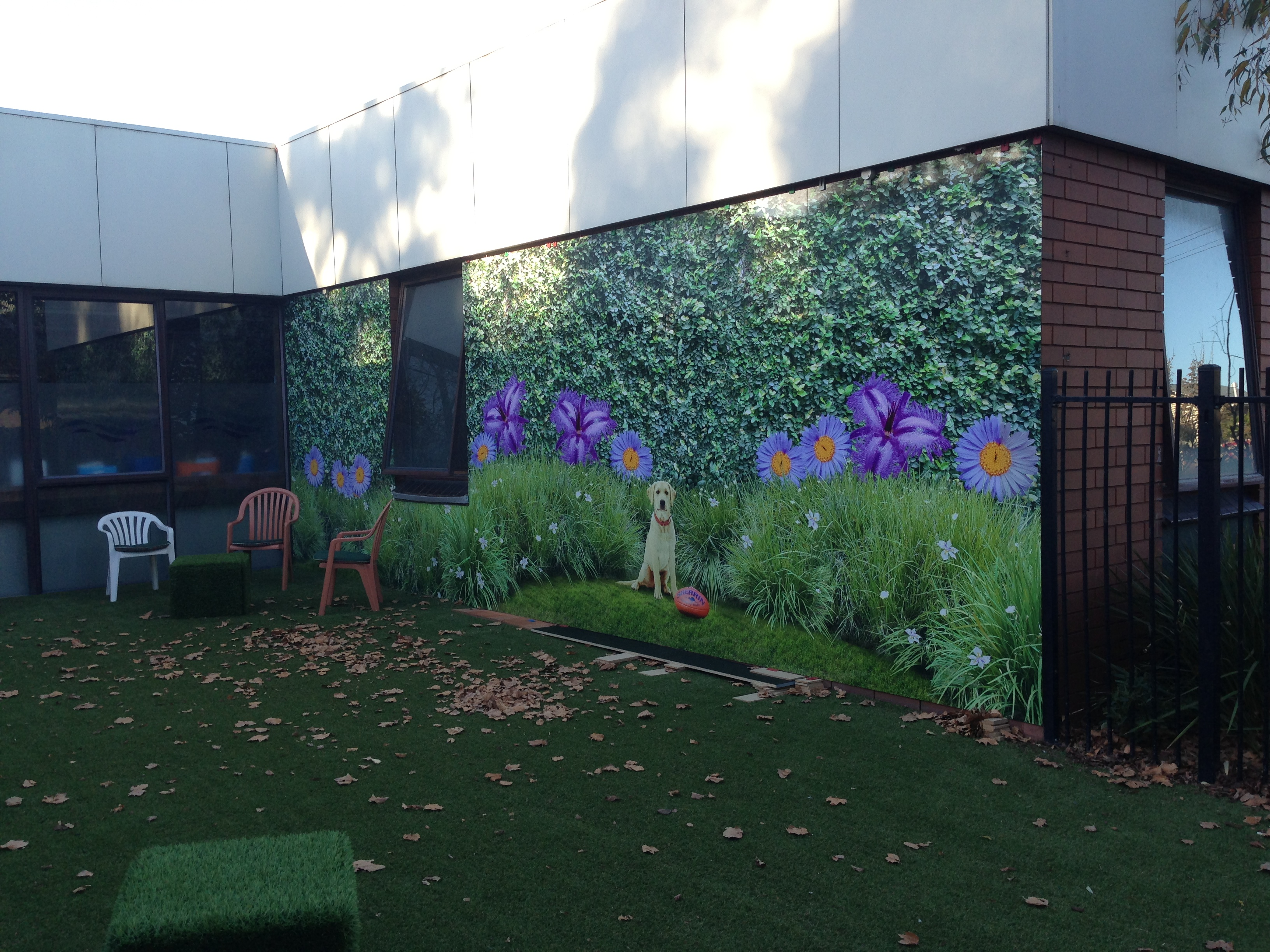 Joam Kirner Garden 1 Digital Print