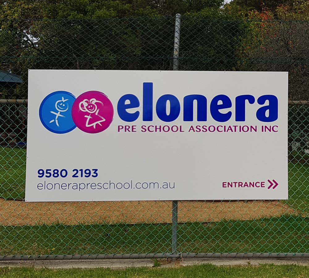 Our Services Outdoor Signage