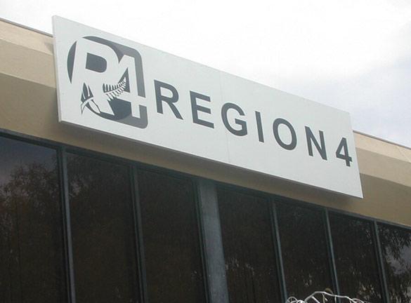 Shop Front Signage Region41
